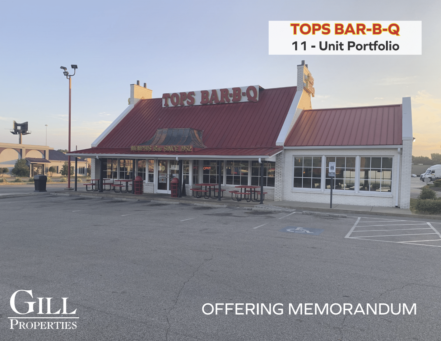 tops barbecue restaurant