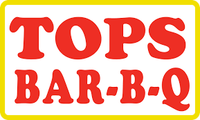tops barbecue logo